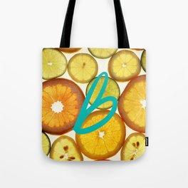Citrus - Citron (Recettes du Bonheur) Tote Bag