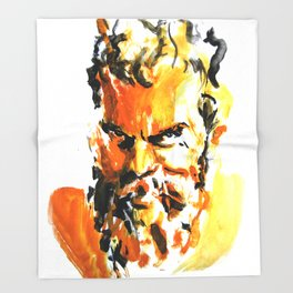 Orson Welles Throw Blanket
