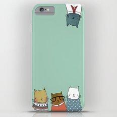 You crazy cat iPhone 6 Plus Slim Case