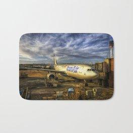 Iran Air Airbus A330 Art Bath Mat