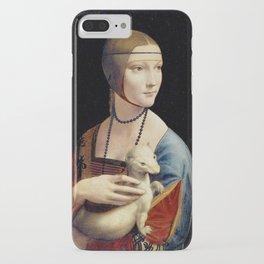 The Lady with an Ermine - Leonardo da Vinci iPhone Case