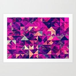 Geometric VI Art Print