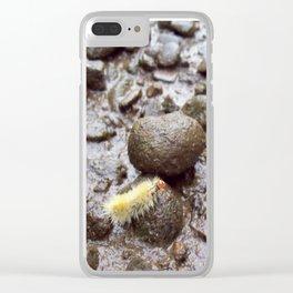 Traveler Clear iPhone Case
