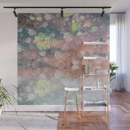 Fractal foam Wall Mural