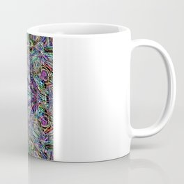 Ridged Patterns 3 A Coffee Mug