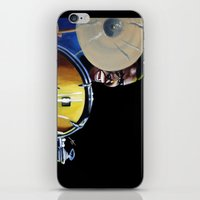 jazz iPhone & iPod Skins featuring Jazz by ink0023