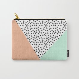 Mod Palm Springs - Abstract Carry-All Pouch