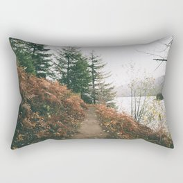 Happy Trails XVI Rectangular Pillow