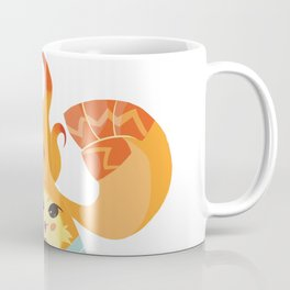 Leave it to Riki! Coffee Mug