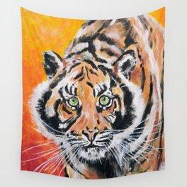 Tiger, Tiger Wall Tapestry