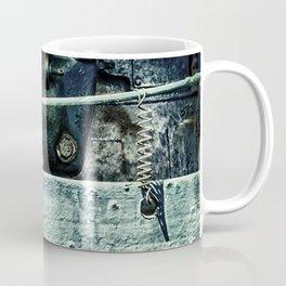 Engine Block Inner Workings Coffee Mug