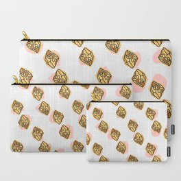 Peachy Pits Carry-All Pouch