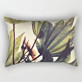 full moon maple no.1 Rectangular Pillow