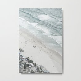 Surfers Paradise: Birds Eye View IV Metal Print