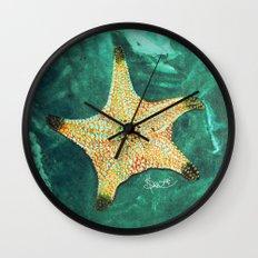 Starfish ~ 2 Wall Clock