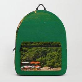 Beach in Buzios, Rio de Janeiro (Brazil) Backpack