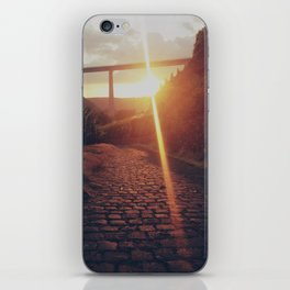Sunset Bridge iPhone Skin
