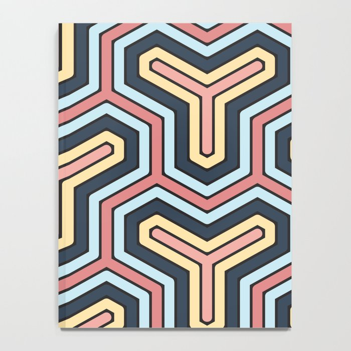 Abstract V Notebook