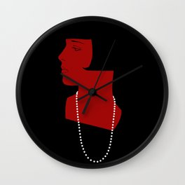 Louise Wall Clock