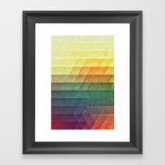 blyynd Framed Art Print