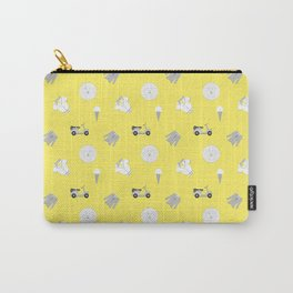 Greg Pattern Carry-All Pouch