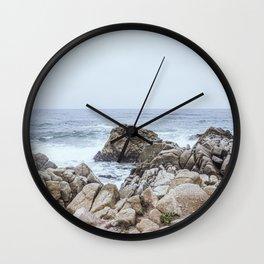 17-Mile Drive - IV Wall Clock