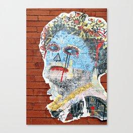 Queening  It Canvas Print