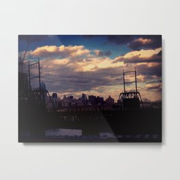 point me towards home Metal Print