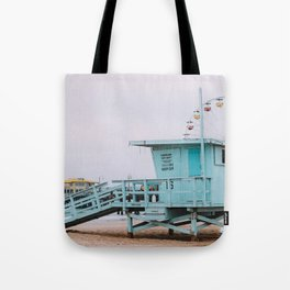 Lifeguard Off Duty Tote Bag
