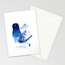 Abandon Ship Stationery Cards