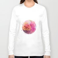dots Long Sleeve T-shirts featuring Dots by Dnzsea