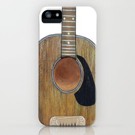 No Strings Attached iPhone Case