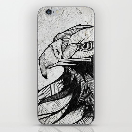 Check Your People iPhone Skin
