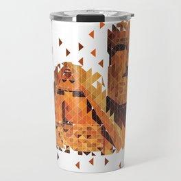 Mamik and Babik Travel Mug