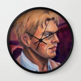 Reiner Braun Wall Clock