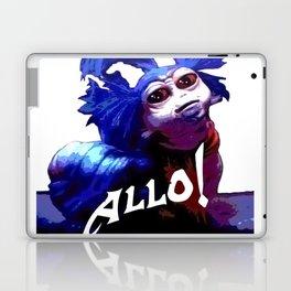 Allo! Laptop & iPad Skin