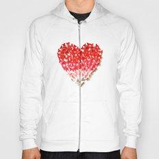 Heart, Happy Valentine's Day Hoody