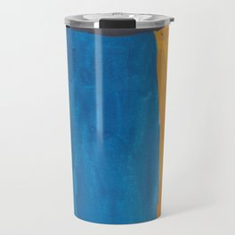32 | 190330 Abstract Shapes Painting Travel Mug