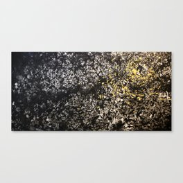 Life As An Open Wound Canvas Print