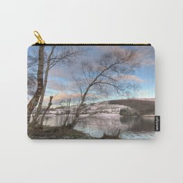 Ladybower sunset Carry-All Pouch