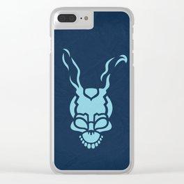 Donnie Darko 02 Clear iPhone Case