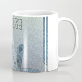 Denim Rocks With Gradient Coffee Mug