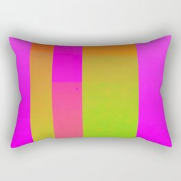 emote gee too Rectangular Pillow