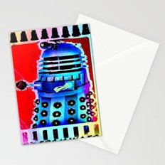 Dalek; Doctor Who; Exterminate Stationery Cards