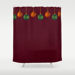 Christmas - The Best Time Of The Year Shower Curtain