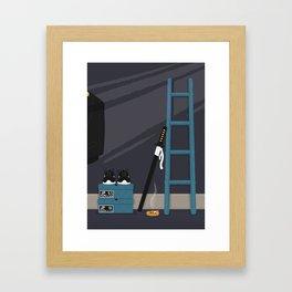 'Essentials' Framed Art Print