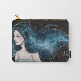 Milky way- Galaxy hair series 4/4 Carry-All Pouch