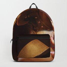 Bird Girl Backpack