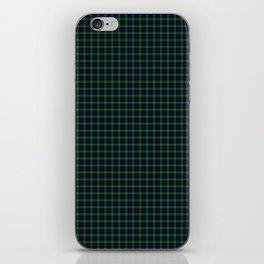 Sutherland Tartan iPhone Skin