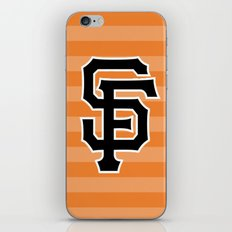 SF Giants iPhone Skin
